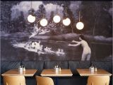 Paris Cafe Wall Murals Haldane Martin Have Designed the Newly Opened Swan Cafe In Cape town