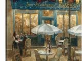 Paris Cafe Wall Murals Paris Cafe I Picture This