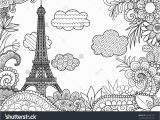 Paris Coloring Pages for Adults Paris Coloring Pages Bookmontenegro Me and Gamz