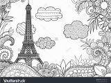 Paris Coloring Pages for Kids Paris Coloring Pages Bookmontenegro Me and Gamz