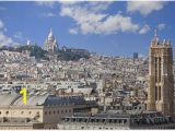 Paris Skyline Wall Mural Paris Skyline From St Jacques tower to the Sacre Coeur