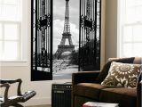 Paris Wall Mural Eiffel tower La tour Eiffel tower Paris Gates Mural Wallpaper Mural