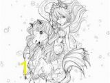 Pastel Colored Pages Manga 28 Best Manga Coloring Book Images