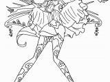 Pastel Colored Pages Manga Neuen Winx Ausmalbilder Ausmalbilder Neuen