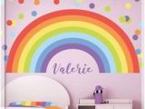 Pastel Rainbow Wall Mural 11 Best Sienna S Room Ideas Images
