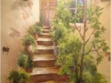 Patio Wall Murals 20 Wall Murals Changing Modern Interior Design with Spectacular Wall