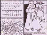 Paul and Ananias Coloring Page Paul and Ananias Coloring Page Fresh Petersham Bible Book & Tract