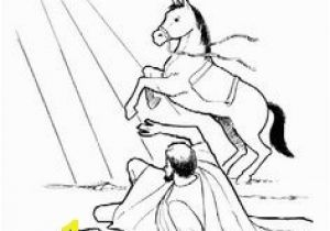 Paul and Ananias Coloring Page Paul and the Church Coloring Page Bible Lessons