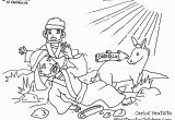 Paul and Ananias Coloring Page Paul S Conversion Coloring Page 2015 Discipleland