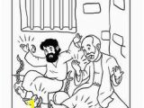 Paul and Silas In Prison Coloring Page 259 Best New T Paul & Prison Images In 2018
