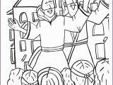 Paul Taught In athens Coloring Page Paul and Silas Preaching