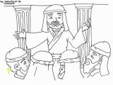 """Paul Taught In athens Coloring Page """"paul Preaching In the Synagogue"""" Coloring Page Ministry"""
