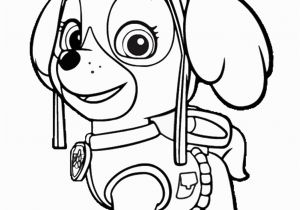 Paw Patrol Coloring Pages Free Printable Paw Patrol Coloring Pages