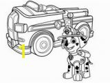 Paw Patrol Fire Truck Coloring Page 35 Best Paw Patrol Images On Pinterest