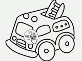 Paw Patrol Marshall Fire Truck Coloring Page 1499 Fire Truck Free Clipart 9