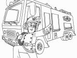 Paw Patrol Marshall Fire Truck Coloring Page Cool Fireman Sam More On Bestbratzcoloringpages