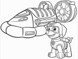Paw Patrol Marshall Fire Truck Coloring Page Paw Patrol Coloring Pages