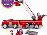 Paw Patrol Marshall Fire Truck Coloring Page Paw Patrol Ultimate Rescue Fire Truck with Extendable 2 Foot Tall Ladder Ages 3 and Up