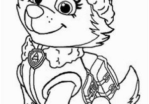Paw Patrol Skye and Everest Coloring Pages 74 Besten Paw Partol Bilder Auf Pinterest