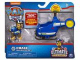 Paw Patrol Ultimate Rescue Coloring Pages Shop Paw Patrol Ultimate Rescue Chase S Mini Helicopter with