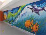 Pb Teen Wall Mural Wave Mural Ecosia