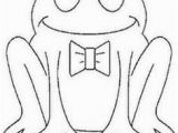 Peace Frog Coloring Pages Easy Frog Drawing Google Search Logos Pinterest