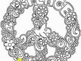 Peace Sign Coloring Pages 42 Best Coloring Pages Inspirational Images On Pinterest