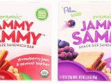 Peanut butter and Jelly Coloring Pages Plum organics Kids Jammy Sammy Sandwich Bar Variety Bundle 1 Strawberry Jam & Peanut butter 5 15oz and 1 Grape Jelly & Peanut butter 5 15oz 2