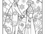 Pearl Of Great Price Coloring Page Joseph and Emma Smith