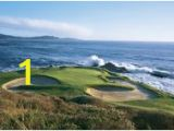 Pebble Beach Golf Wall Mural 32 Best Golf Murals Images