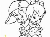 Pebbles Flintstone Coloring Pages Flintstones 326 Decal Ballzbeatz