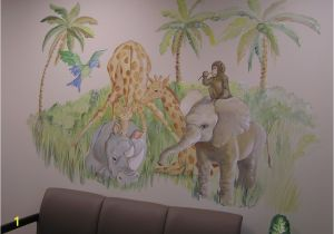 Pediatric Wall Murals Hospital & Pediatric Fice Murals In orlando & Lake Mary Fl