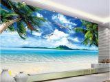Peel and Stick Wall Murals Uk Wall Paper Ocean Beach Murals Scenery Mural Wallpaper Mural