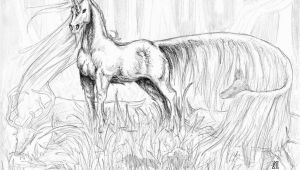 Pegasus Unicorn Coloring Page the Great Unicorn by Galopawxy