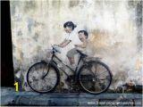 Penang Wall Mural Artist Penang Street Art Location Map Wall Painting S