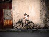 Penang Wall Mural Artist Pin On Random
