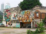 Penang Wall Mural Map Von Penang Nach Kuala Lumpur Mit Dem Luxus Bus