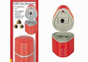 Pencil Sharpener Coloring Page Amazon Faber Castell Grip Trio Pencil Sharpener Arts Crafts