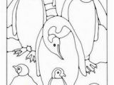 Penguin Sliding Coloring Page Penguin Coloring Pages Free Printable for Kids