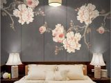 Peony Flower Mural Wall Art Wallpaper Self Adhesive 3d Peony Flower Wc0954 Wall Paper Mural Wall Print Decal Wall Murals Muzi Wallpapers Hd Wallpapers Wallpapers Hd Widescreen High Quality