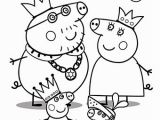 Pepa Pig Coloring Pages Peppa Pig Print and Colour Abc Kids