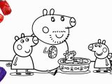 Peppa Pig Baby Alexander Coloring Pages Baby Alexander S Bath Time