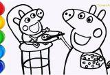 Peppa Pig Baby Alexander Coloring Pages Belajar Cara Menggambar Dan Mewarnai Peppa Pig Baby
