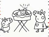 Peppa Pig Baby Alexander Coloring Pages Coloring Page Peppa Pig George Pig and Baby Alexander
