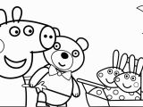 Peppa Pig Baby Alexander Coloring Pages Learning Colors Coloring Pages at Getdrawings