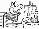 Peppa Pig Baby Alexander Coloring Pages Peppa Pig Coloring Pages for Kids