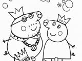 Peppa Pig Christmas Coloring Pages Coloring Pages Stunning Peppa Pig Printable Coloring Pages