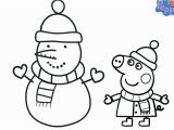 Peppa Pig Christmas Coloring Pages Peppa Pig Christmas Coloring Pages – Interesantecosmeticefo