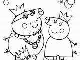 Peppa Pig Coloring Pages Printable Peppa Pig Coloring Pages for Kids Printable Free