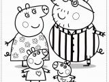 Peppa Pig Coloring Pages Printable Peppa Pig Coloring Pages